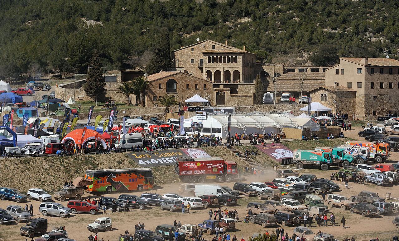 Les Comes 4x4 Festival