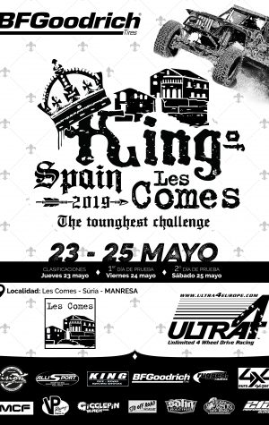 Póster_King-of-Les-Comes_23-25-MAYO