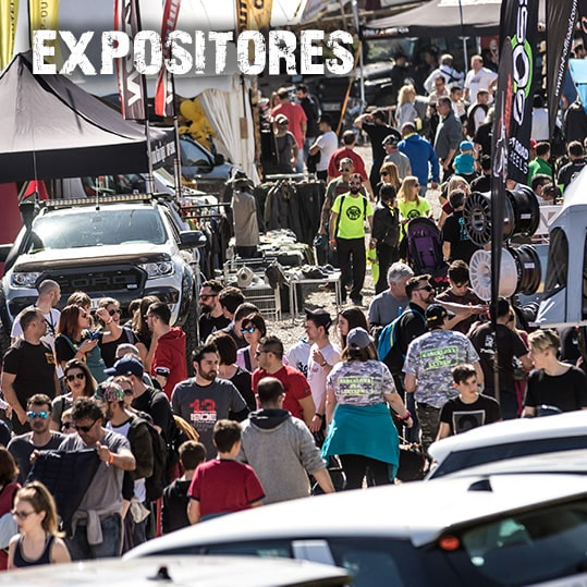 Expositores Les Comes 4x4 Festival